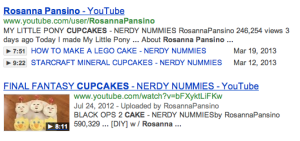 Search results for Rosanna Pansino