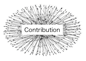 Deepening relationships through contribution