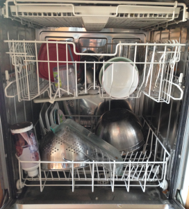 Self-worth in a dishwasher